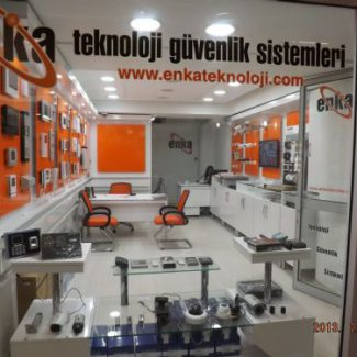 Enka Teknoloji Showroom